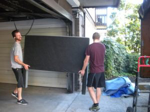 Furniture Removalists in Leichhardt